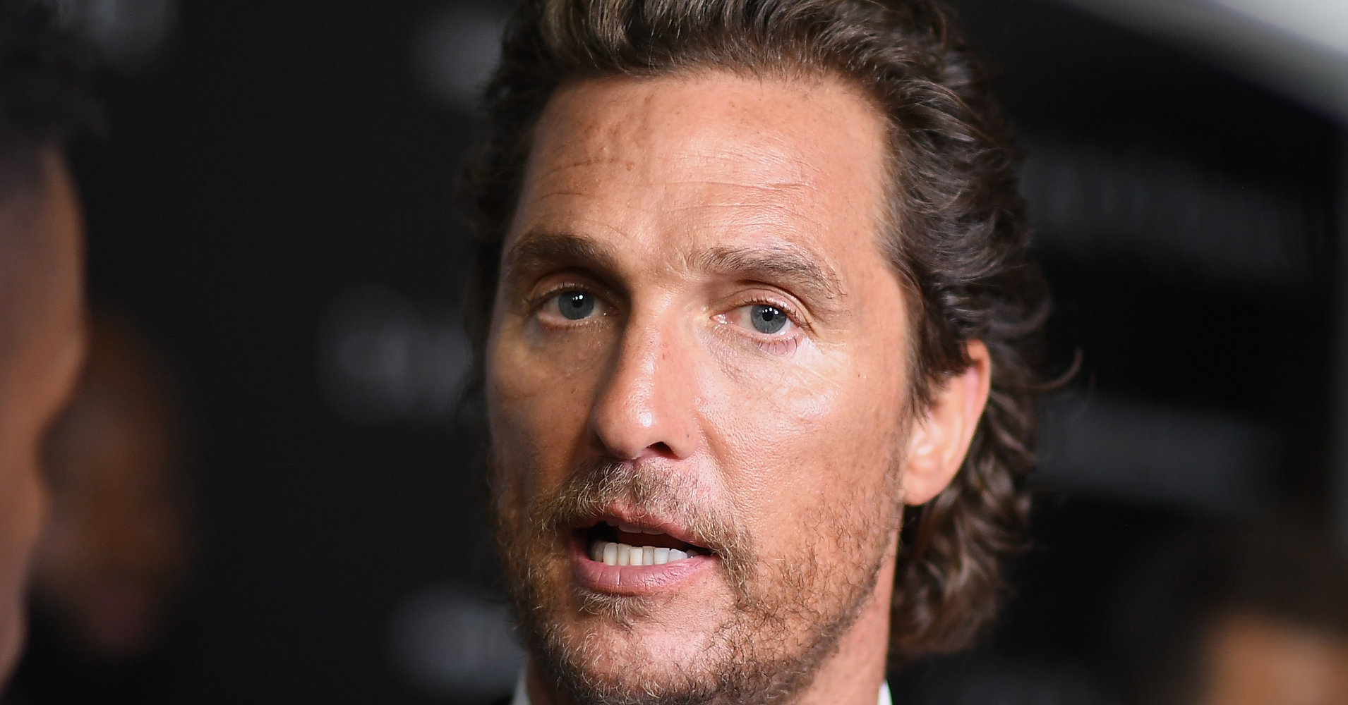 Matthew McConaughey Finds Out About Sam Shepard's Death During Red Carpet Interview