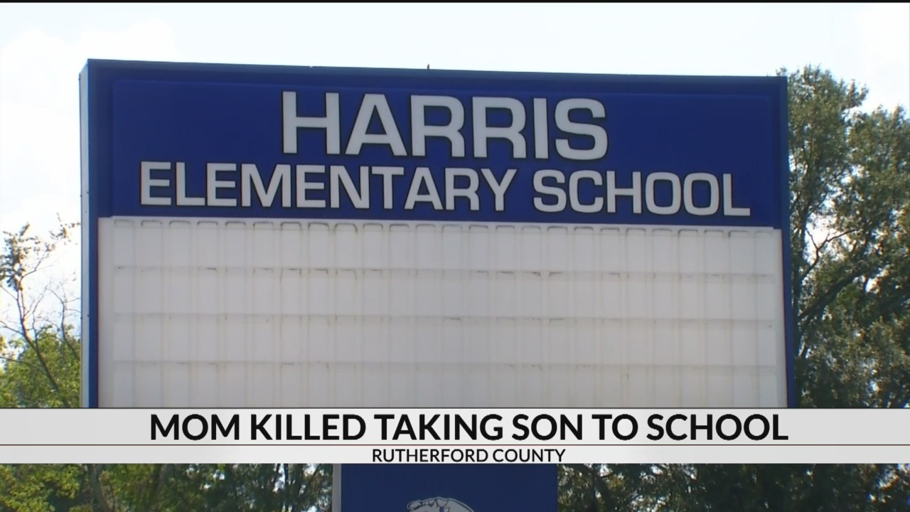 Mom killed taking son to school in Rutherford Co. identified
