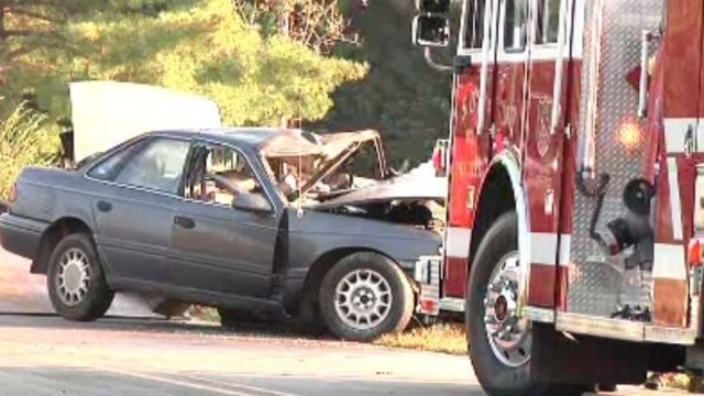 Rutherfordton man killed, another hurt in head-on crash